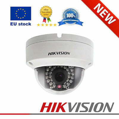 HIKVISION DS-2CD2142FWD-I 6 mm 4 megapixel POE HD IP Security Camera WDR