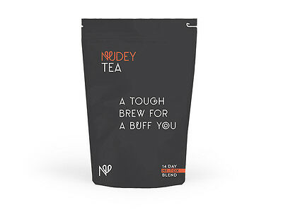 Nudey Tea 14 Day He-Tox Detox Tea, Slimming Tea, Weight Loss,cleanse Your Body!