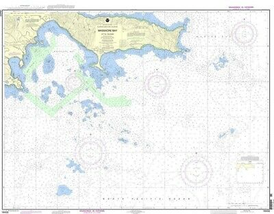 NOAA Nautical Chart 16432: Massacre Bay