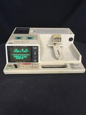 Zoll PD 1400 Patient Monitor With Battery And Printer