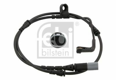 FEBI 30612 Warning Contact, brake pad wear Front Axle left or right