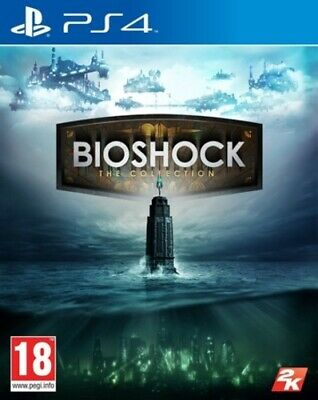 BioShock: The Collection (PS4) VideoGames