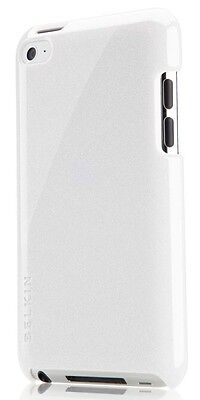 Belkin iPod Touch 4th Generation 4G Schild Micra Mettalic Hülle/Cover/Cover weiß