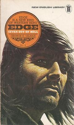 Seven Out of Hell - George G Gilman - Acceptable - Paperback