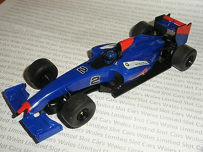 Scalextric - F1 Red Bull Coloured Car #2 (DPR) - vgc