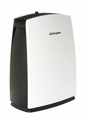 Dimplex DXDH10N Forte Freestanding Dehumidifier,10 Litre.1 Year Warranty. New
