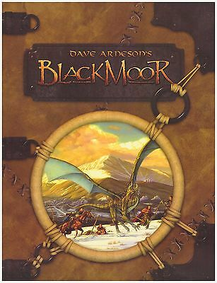 D&D D20 - Dave Arneson's Blackmoor - Campaign Setting (New)