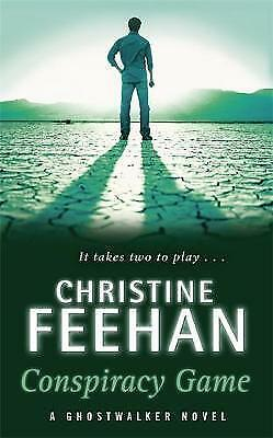 Conspiracy Game by Christine Feehan New Paperback Book