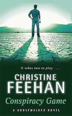 Conspiracy Game by Christine Feehan (Paperback) New Book