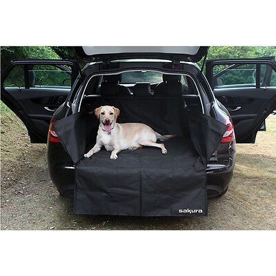 Universal Car Boot Liner Bumper Protector Heavy Duty Waterproof Pet Protection