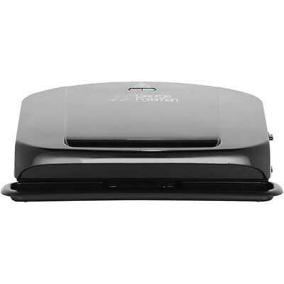 George Foreman 20840 Family With Removable Plates Health Grill with Removable