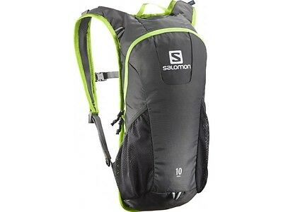 Backpack Backpacks Outdoor TRAIL Running SALOMON TRAIL 10 colour galet gray