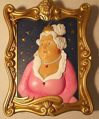 Harry Potter The Fat Lady Talking Portrait Animated Room Alarm - WORKS GREAT!