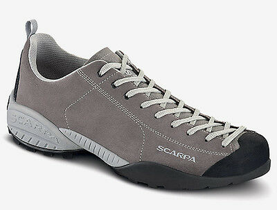 shoes SCARPA shoes MOJITO midgrey Man