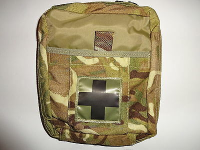 British Army Osprey MK4 FIRST AID / MEDICS Pouch - MTP - Super Grade 1 - USED