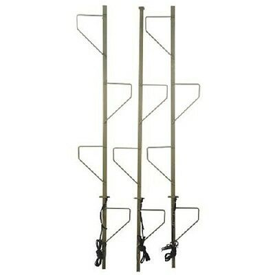 New Summit Swiftree Climbing Sticks Treestand Tree Steps Model #SU82050