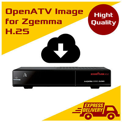 OpenATV 5.3 firmware  for Zgemma Star H.2S with plugins