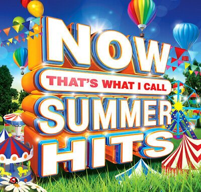 Various Artists : Now That's What I Call Summer Hits CD (2016)