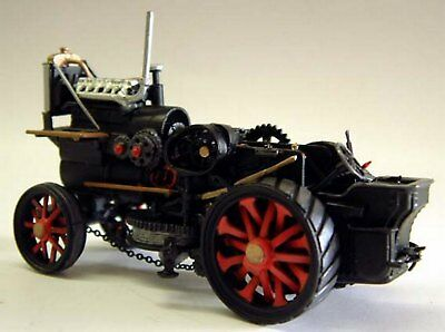 OO Scale Unpainted Model Kit Fowler BB1 Steam Ploughing Engine G189