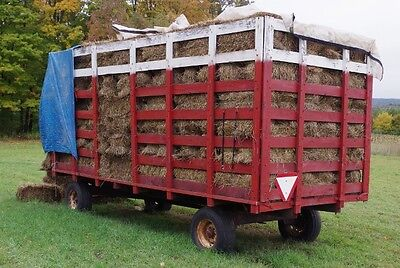 Heavy Duty Hay Wagon