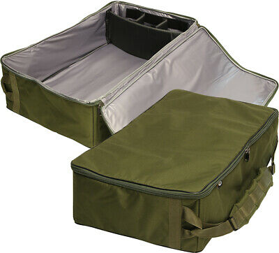 NGT Universal Large  Padded Bait Boat Bag Carryall Holdall Carp Fishing Tackle