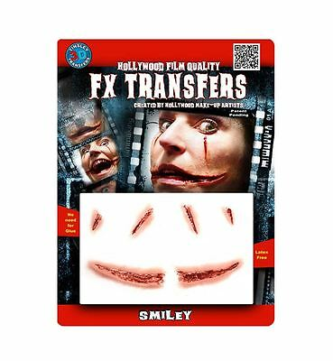 Tinsley Transfers Smiley FX Transfer Fake Wound