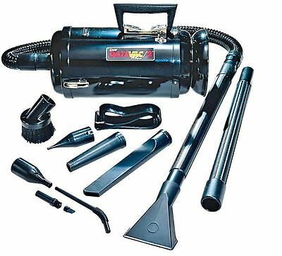 New 1.7 HP Heavy Duty Electric Vacuum Handheld Corded Cleaner w/ Attachments