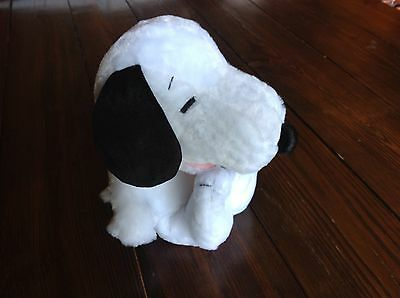 Peanuts Snoopy Laughing Animated Plush