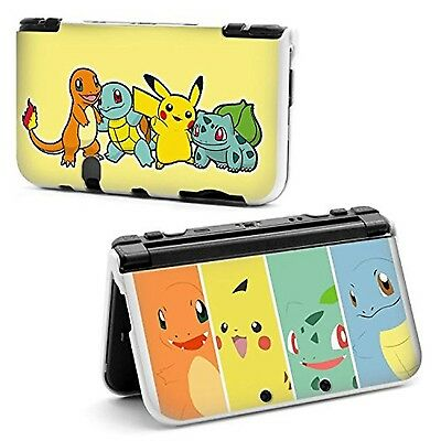 Pikachu Pokemon Hard Protective Case Cover For Nintendo New Style 3DS XL