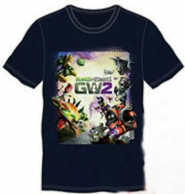Plants vs Zombies Garden Warfare 2 Mens t-shirt size S M L 34 36 38 40 New