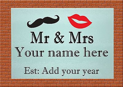 Personalised glass chopping board,photo,gift,fun,present,humour,