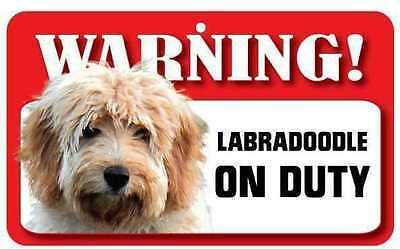 Labradoodle Pet Sign DS042