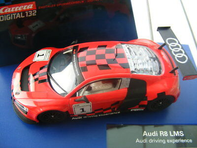 Carrera Digital 132 30588 Limited Edition Audi R8 LMS Driving Experience