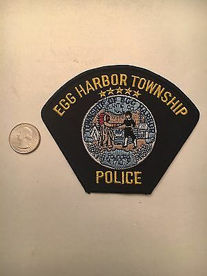 Egg Harbor Township New Jersey Police Department Patch NJ