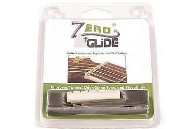 Genuine Zero Glide ZS-3 Slotted nut replacement system for Martin Guitars - NEW