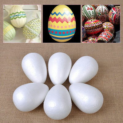 120mm Eggs Polystyrene Ball Styrofoam Foam Ball Ball Modelling Craft Decoration