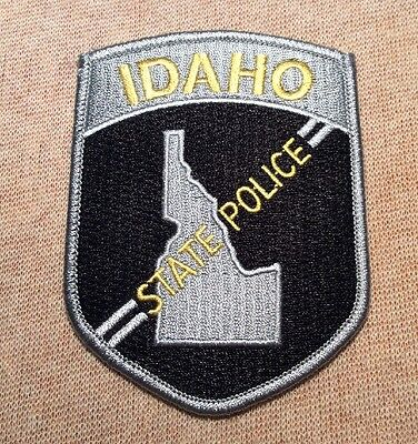 ID Idaho State Police Patch