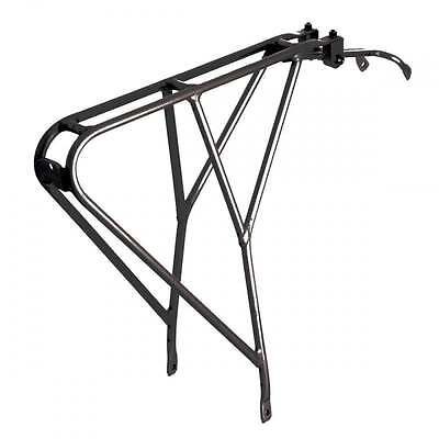 Tortec Velocity Road Commuter Cycling Cycle Rear Pannier Luggage Rack