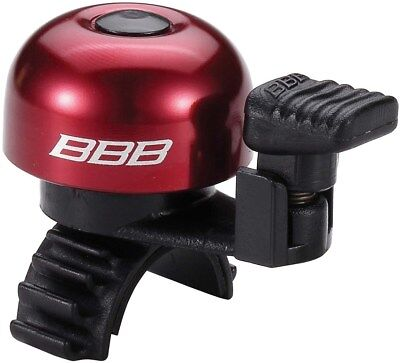 BBB EasyFit QR Quick Release Bicycle Bike / Cycle Safety Bell