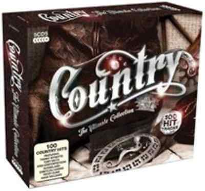 Various Artists-Country  CD / Box Set NEW