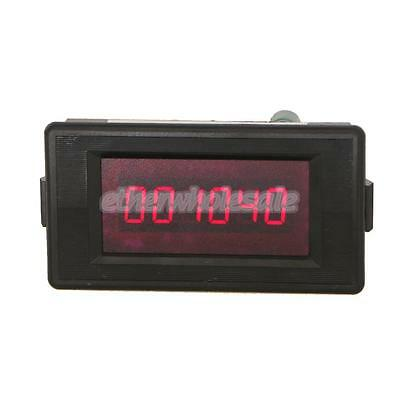 0,36 '' LED rouges Heures Minutes Count Down & UP mur Digital Display Timer