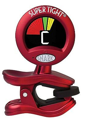 Snark Tuner  ST-2 Super Tight All Instrument Tuner w Metronome NEWEST VERSION