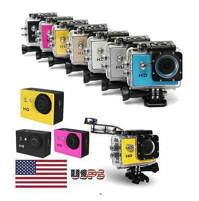 "NEW SJ4000 2"" 1080P Full HD Sport DV Waterproof Action Camera Camcorder as Gopro"