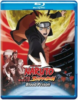 Naruto Shippuden the Movie: Blood Prison [New Blu-ray] Ac-3/Dolby Digital, Dig