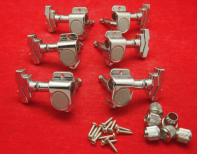 Set Grover Style Deluxe Imperial Vintage Jazz Guitar Tuners Fits Epiphone Gibson