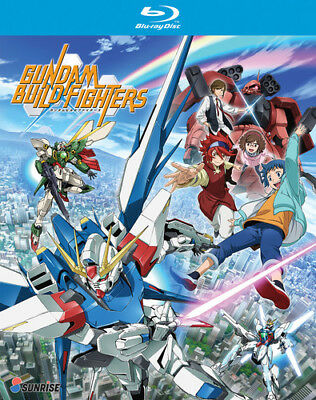 Gundam Build Fighters: Complete Collection [New Blu-ray] 3 Pack