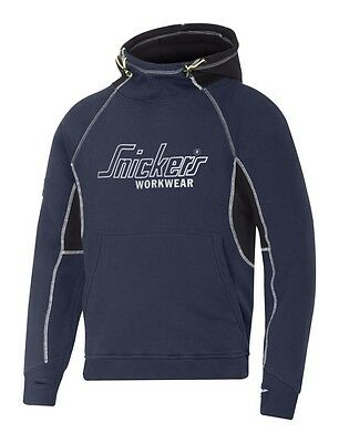 Snickers 2815 Logo Mens New Hoodie Hooded Sweatshirt Casual Workwear Top Hoody