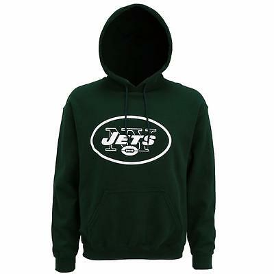Bnwt Nfl Official American Sports Merchandise New York Jets Hoodie S-Xl
