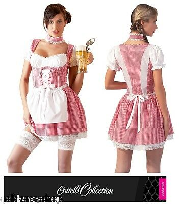 Costume sexy Dirndl Cottelli Lingerie Sexy shop donna travestimento erotico