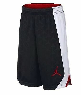 Boy's Nike Jordan Dri-Fit Basketball Shorts Size Medium (10-12) 952501 023 Nwt